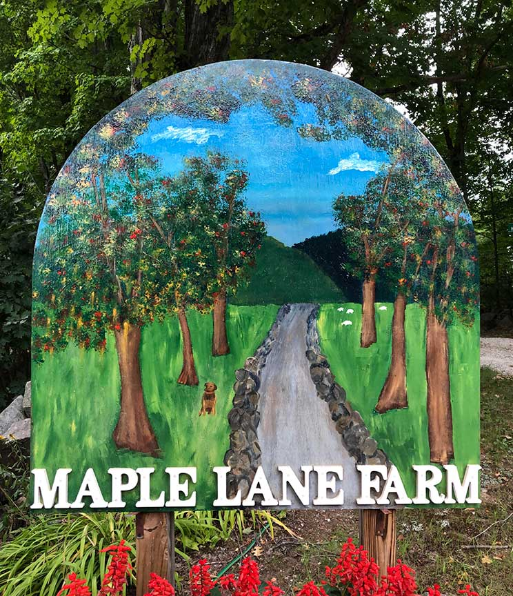 Welcome to Maple Lane Farm, NH
